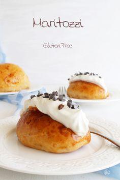 Maritozzi à la crème chantilly sans gluten - La Cassata