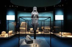 pictures of cleopatras exhibit - Google Search