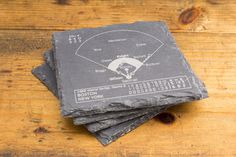 Give the perfect gift with the #Mets Greatest Plays Coasters! #baseball #coasters