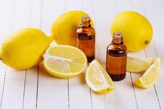 Cómo hacer un aceite esencial de limón