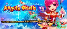 Angels Wrath - Latest MMORPG from Lekool Games (Review) | Web Game 360