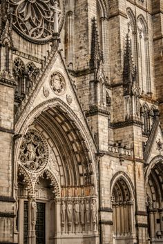St. John Divine Cathedral #new york by Victor Utama