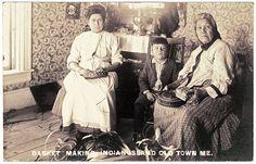 Historic Iroquois and Wabanaki Beadwork: January 2013
