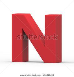 Image result for 3d n logo