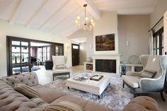 Armchair Mallorcan Living Room