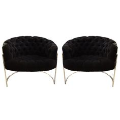 1stdibs - Pair of Milo Baughman Tub Chairs explore items from 1,700  global dealers at 1stdibs.com