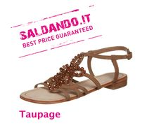 taupage • sandali DONNA in SALDO