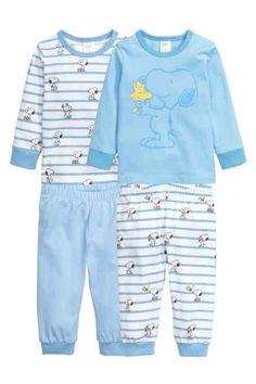 Pack de 2 pijamas