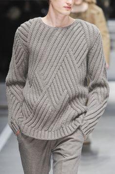 Fendi F/W 2013 Menswear Milan Fashion Week