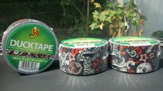 New Rock And Roll Duck Duct Tape Not In by CreativeCorner333, $15.00