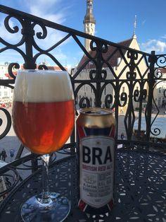 BRA British Red Ale
