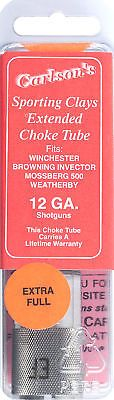 Carlson's Sporting Clay  12 Gauge Extra Full 19777