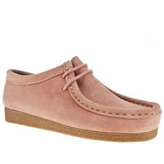 7d512b0f505 Perfect shoes pink wallaby vintage old school.