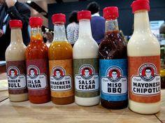 #MFM13 Las salsas 'para llevar' de @DaniGarcia_ca