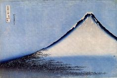 The well-known series from Hokusai-36 views of Mount Fuji.