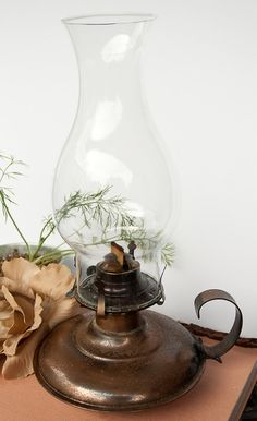 Lamp Light Farms Oil Lamp