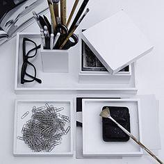 Utility & Storage - Storage Boxes & Baskets | The White Company