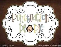 Start teaching punctuation in a new and fun way. In this unit your students will be introduced to the following punctuation:Periods, Commas, Question Marks and Exclamation Points.The Punctuati...