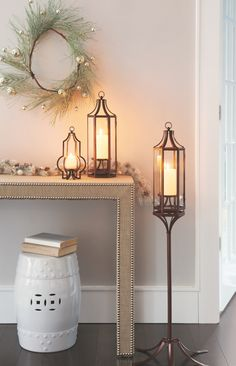 """""""More is more"""" when talking holiday candles! PartyLite Magazine brings you 7 easy tips to help you decorate this season."""