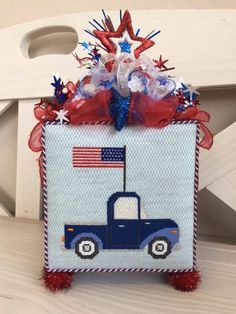 Patriotic Truck – Kit to Go
