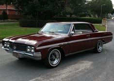 455-Swapped: Modified 1964 Buick Skylark