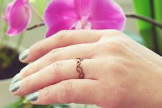Copper Braided Ring   Wide Braid Ring   Hammered Twisted Ring   Stackable Ring   Wire Wrapped Ring Handmade Rings, Handmade Jewelry, Braided Ring, Clover Necklace, Irish Jewelry, Free Ring, Knuckle Rings, Wire Wrapped Rings, Midi Rings