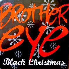 Brother Eye Black Christmas Indie Rock Red Vinyl 7in Jesus Cavity 1993 Futurist #Christmas