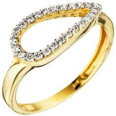 Goldring Damen 333/- C.L. 602355
