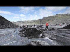 "Video footage from the ""Take a Walk on the Ice Side"" tour from Iceland Mountain Guides - one of their most popular glacier walk tours!"