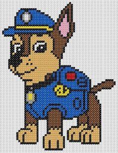 Counted Cross Stitch Kits - Paw Patrol