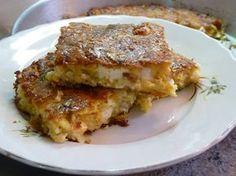 Ελληνικές συνταγές για νόστιμο, υγιεινό και οικονομικό φαγητό. Δοκιμάστε τες όλες Greek Recipes, Veggie Recipes, Veggie Meals, Pastry Art, Baking And Pastry, Pie Dish, Lasagna, Feta, Tart