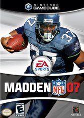 Madden 07 - Gamecube