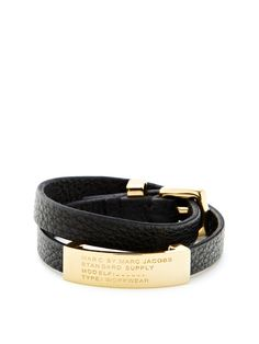 Standard Supply Double Wrap Bracelet by Marc by Marc Jacobs Jewelry at Gilt