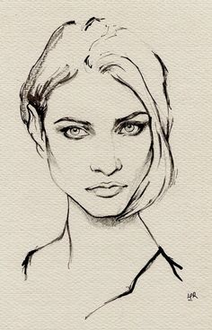 ink painting--Anna Selezneva