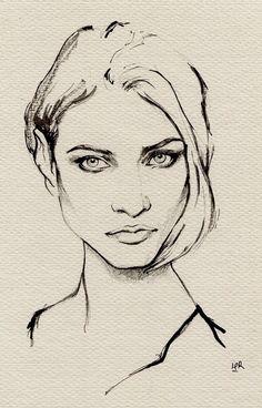 ink painting--Anna Selezneva