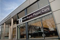 Rolls-Royce Motor Cars Eindhoven celebrates opening of new ...