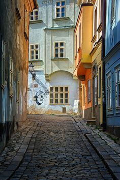 All things Europe — Bratislava, Slovakia (by Jim Nix) Places In Europe, Places To Travel, Places To Visit, Travel Destinations, Bratislava Slovakia, Art Nouveau Architecture, Christmas Travel, Lake Forest, Travel Design