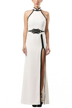 Ophelia Gown - Modern fashion cheongsam by Sissae