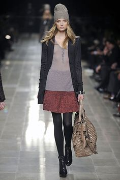 Burberry Prorsum Fall 2008 Ready-to-Wear - Collection - Gallery - Style.com