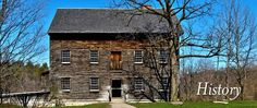 Historical Building at Ball's Falls Conservation Area Outdoor Activities, Conservation, Lincoln, Balls, Outdoors, History, House Styles, Building, Nature