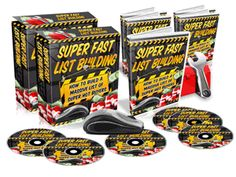 Super Fast List Building - make money with a mailing list