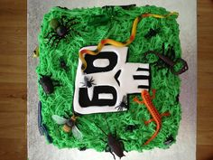 Deadly 60 cake by me