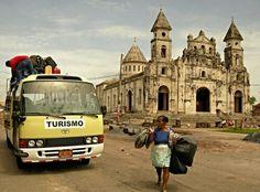 Iglesia en Managua, Nicaragua