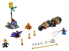 BrickLink Reference Catalog - Sets - Category Super Heroes / Spider-Man