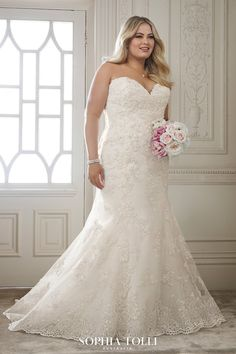 The latest wedding gown styles from White One by Pronovias, Sophia Tolli, and Alfred Angelo. Cheap Wedding Dresses Uk, Vintage Inspired Wedding Dresses, Modest Wedding Gowns, Wedding Dress Shopping, Designer Wedding Dresses, Cheap Dresses, Dressy Dresses, Beach Dresses, Plus Size Maxi Dresses