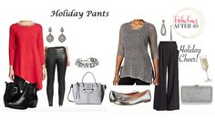 3 Festive, Flattering Holiday Party Pants