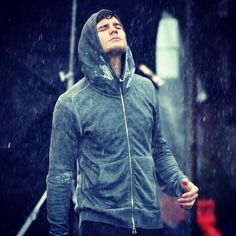 Rain + our fifty shades.... ~ Fifty Shades of Grey Movie