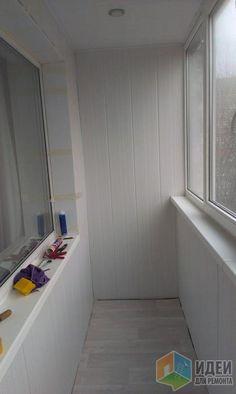 балкон, утепление балкона своими руками