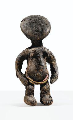 ashanti statuette   figure   sotheby's pf1518lot85cblen