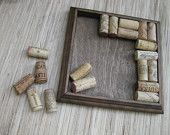 wine cork DIY trivet kit - upcycle your wine corks - made from reclaimed wood #daytonaetsy